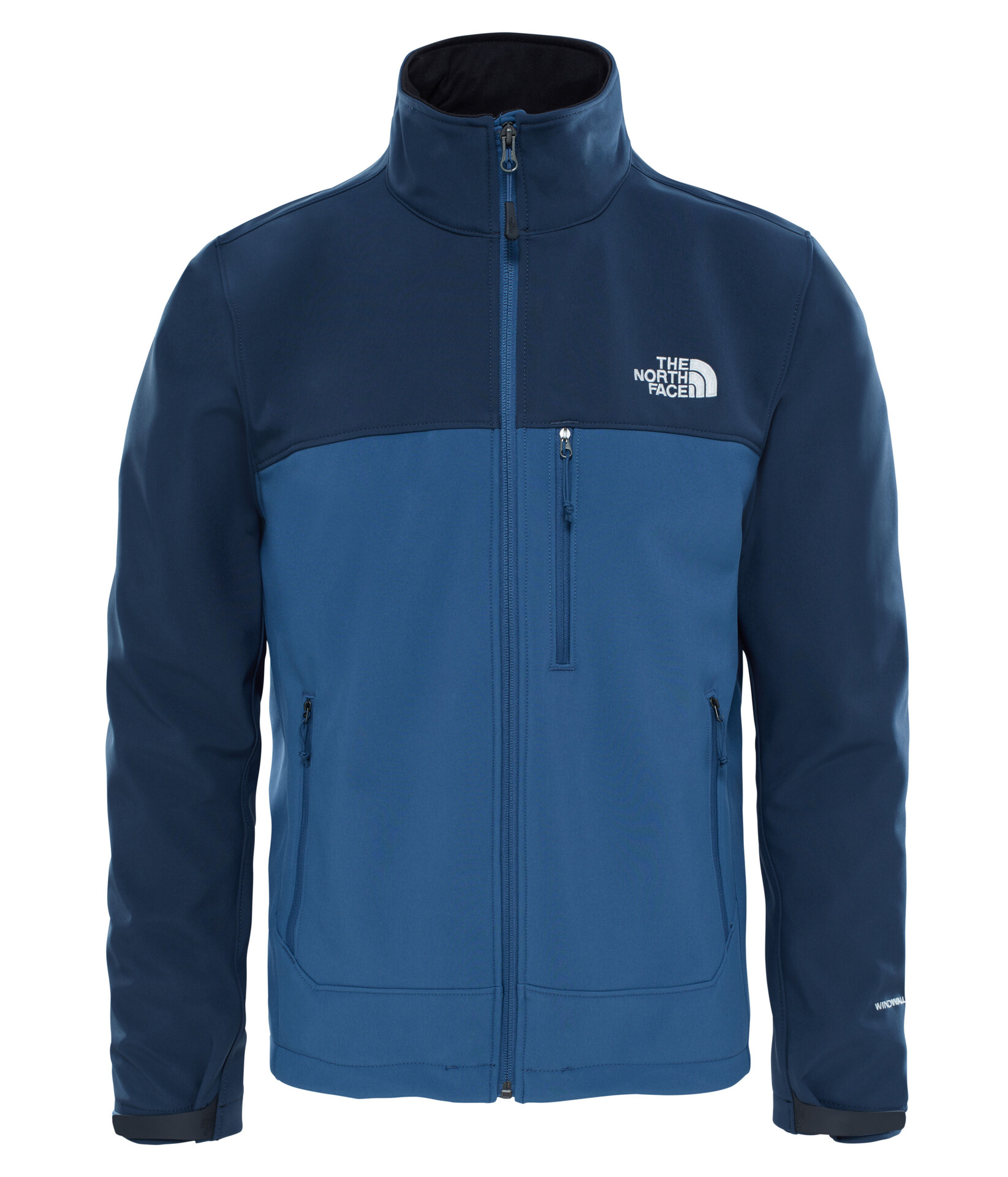 softshell hombre north face
